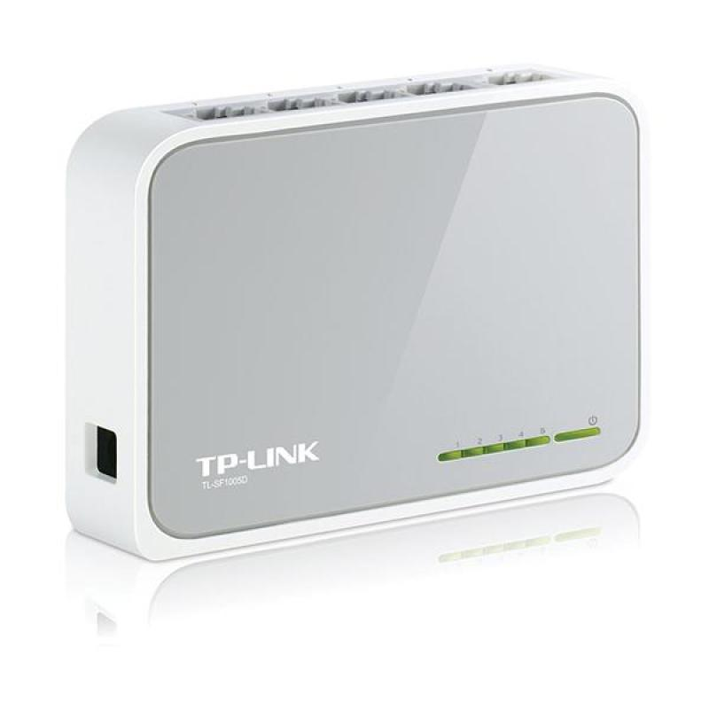 Bảng giá Bộ chia mạng 5 cổng TP-LINK SF1005D Hub 5 port 10/100MMbps Phong Vũ