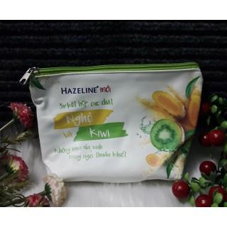 Túi đựng mỹ phẩm Hazaline thumbnail