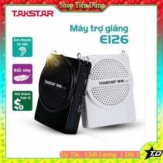 Takstar E126 loa mic Máy trợ giảng takstar E126 mini cao cấp hướng dẫn viên Giáo viên loại có dây bán hàng thumbnail