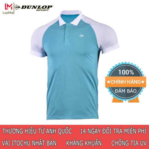 DUNLOP - Áo thể thao Nam Dunlop - DABAS8062-1C Thương hiệu từ Anh Quốc Đổi trả miễn phí - Hãng phân phối chính thức