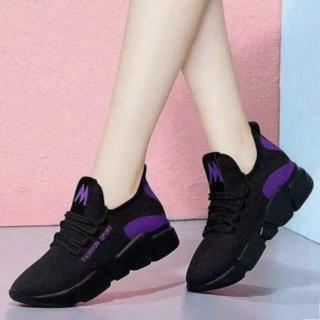 Giày Độn Thể Thao Nữ Buộc Dây Full Size Full Box Size Chuẩn Kèm Ảnh Thật Size 35 Đến 39 V127 Model M FASHION 2020 thumbnail