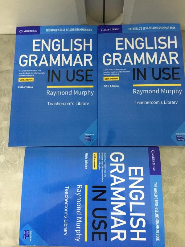 Sách English Grammar In Use 5Th Edition – Raymondb Murphy (In Màu)