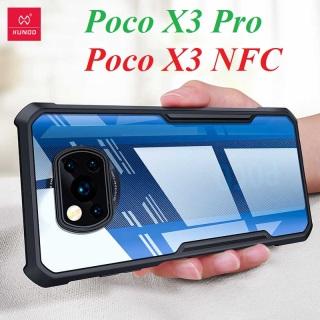 Ốp lưng Xiaomi Poco X3 NFC Poco X3 Pro - Ốp lưng chống sốc hãng Xundd, bảo vệ camera, kiểu dáng thể thao thumbnail