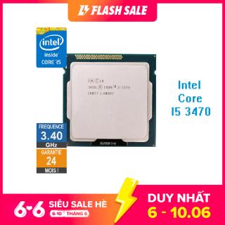 - CPU Intel Core i5 3470 Tray - 12 tháng bảo hành thumbnail