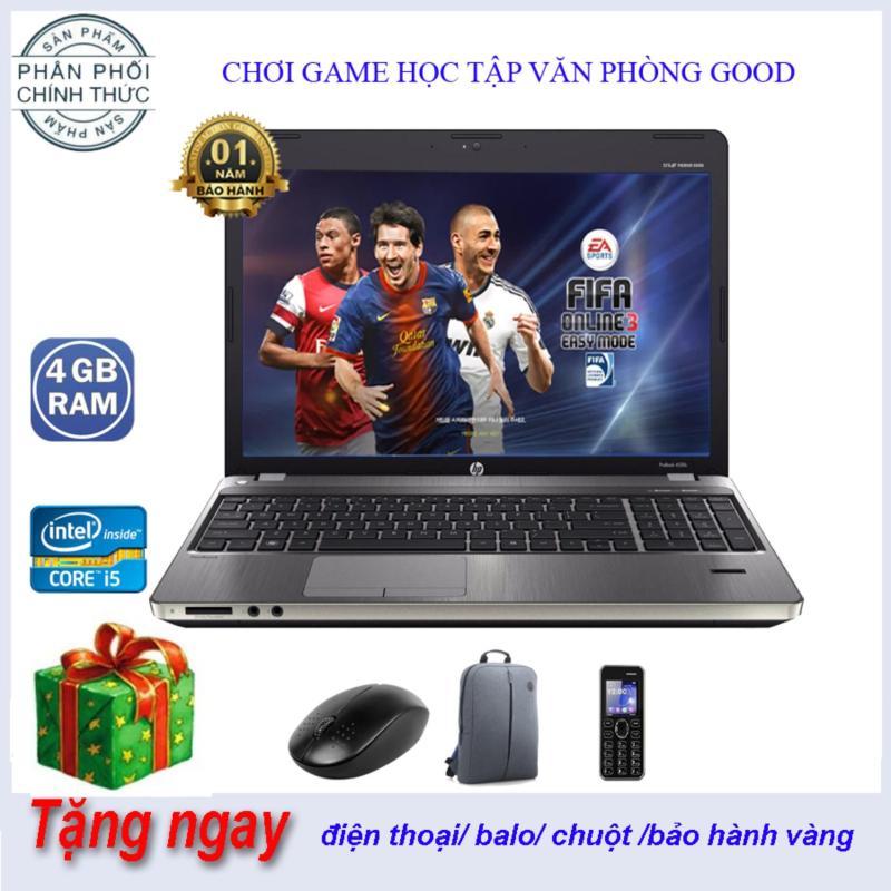 Laptop HP 4530s i5/RAM 4GB /HDD 1000 gb siêu bền giá rẻ ( Hàng Nhập Khẩu Japan) full box bảo hành 12 tháng