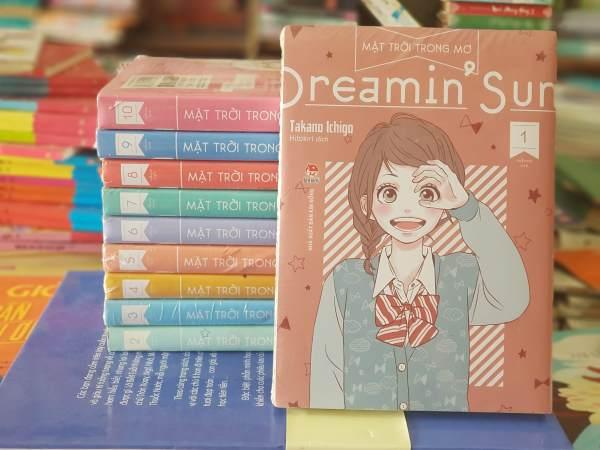 Mua Trọn bộ truyện tranh Dreamin Sun - Mặt Trời Trong Mơ - Full 10 tập
