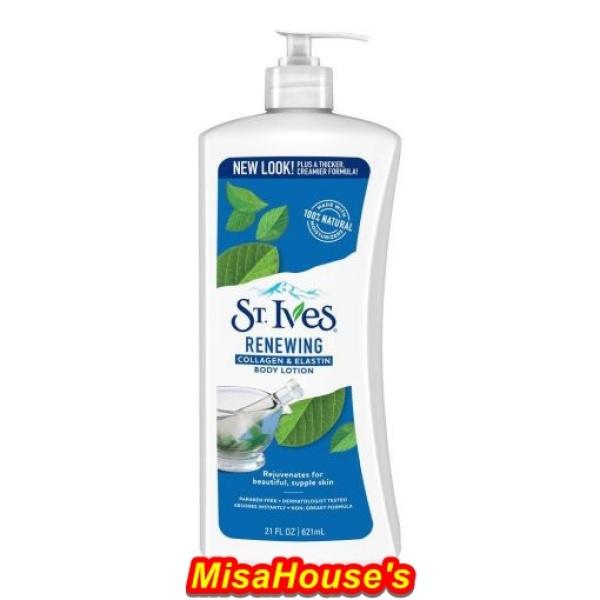Sữa Dưỡng Thể ST.IVES 621ml cao cấp