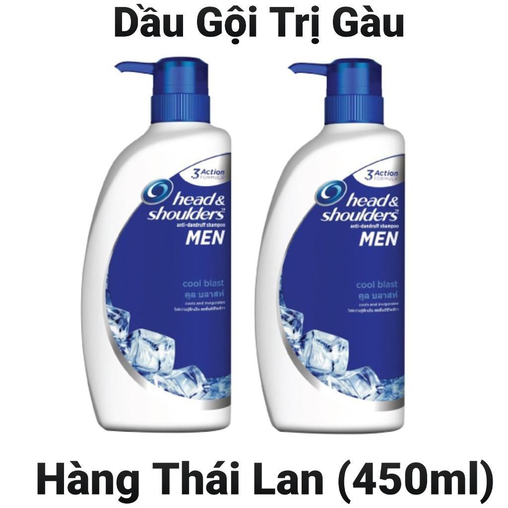 Dầu Gội Sạch Gàu He.ad &  Shou.lder Thái Lan 450ml