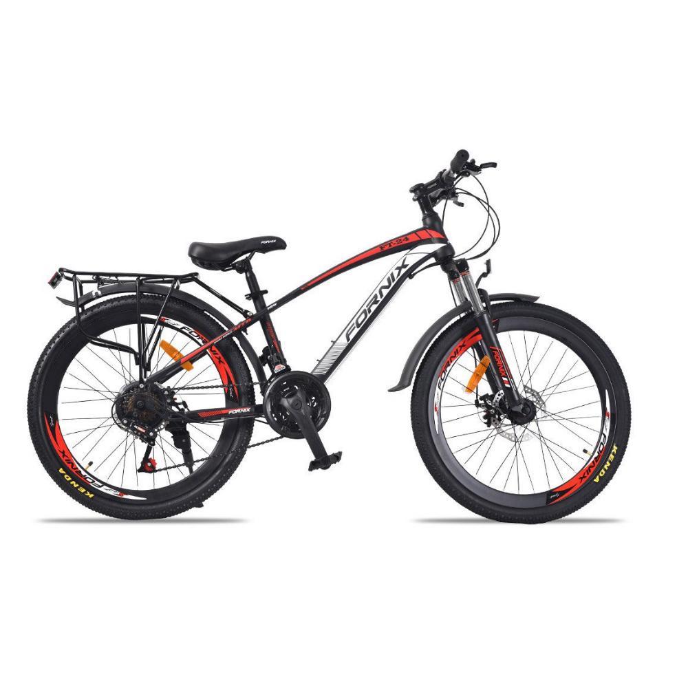 Mua Xe đạp địa hình FT24 màu trắng đỏ đen