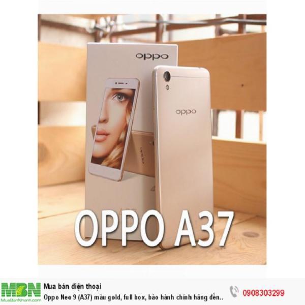 Oppo A37 (Oppo Neo 9) 2sim Bộ nhớ 32G mới Chính Hãng - CHO XEM HÀNG
