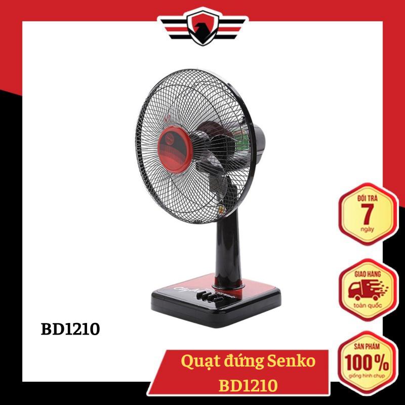 Quạt để bàn cao cấp Senko (BH động cơ 1 năm) B1210 - Huy Tưởng
