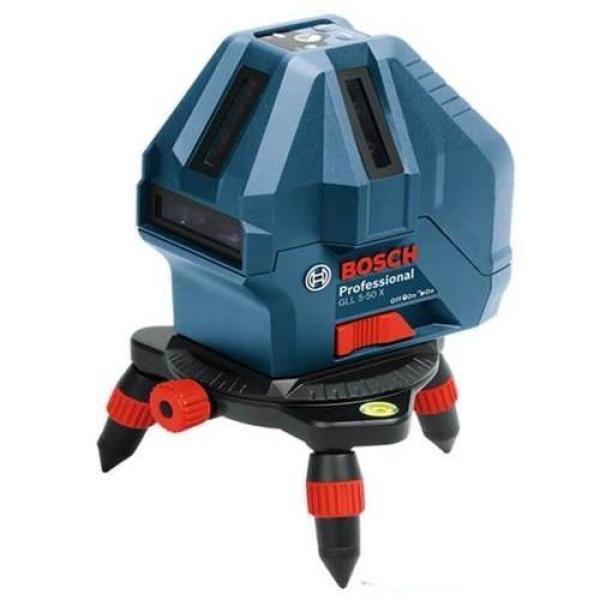 Máy cân mực GLL 5-50X Bosch(Xanh)