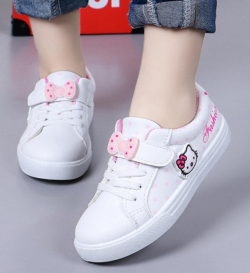 Giày thể thao  phong cách hàn quốc bé gái từ 4 - 13 tuổi - TDT05