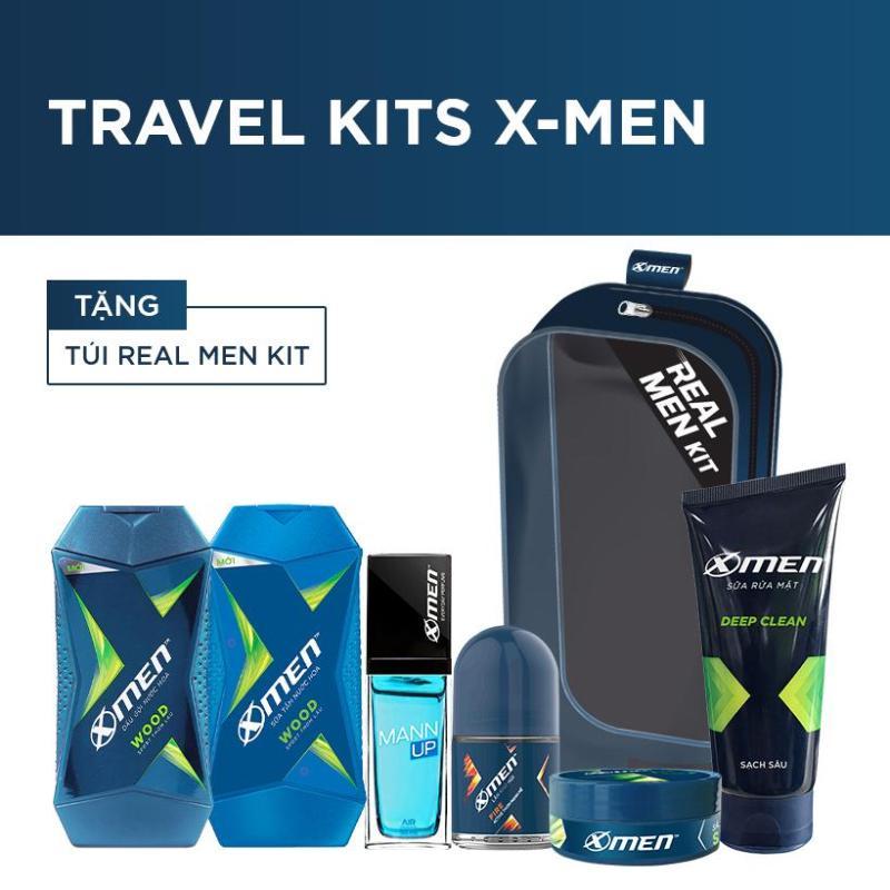 Bộ Travel Kits X-Men