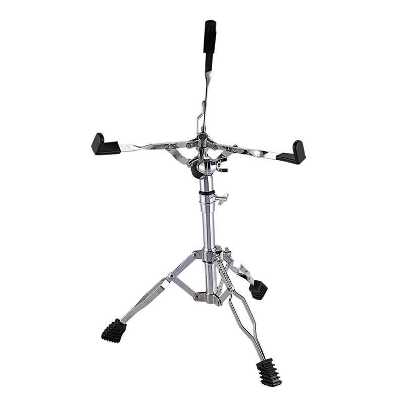 Dumb Stand Jazz Drum Rack Snare Drum Rack Drum Accessories Adjustable Hit Percussion Support Rack Drum Musical instrument Accessories