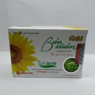 Bảo Xuân Gold - Hộp 30 Viên thumbnail