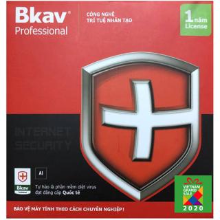 Phần mềm Bkav Pro Internet Security Chính Hãng thumbnail
