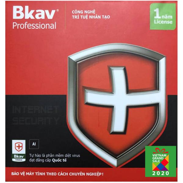 Bảng giá Phần mềm Bkav Pro Internet Security Chính Hãng Phong Vũ