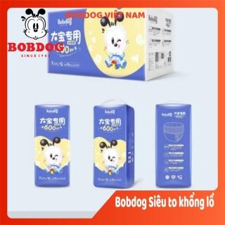 Bỉm quần Bobdog Big size XXXL 42 miếng (bỉm 3XL) thumbnail