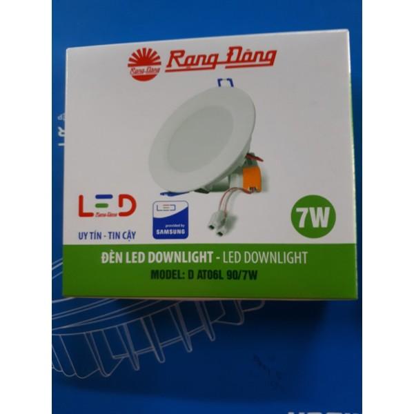 Đèn Led Downlight Rạng Đông 7W
