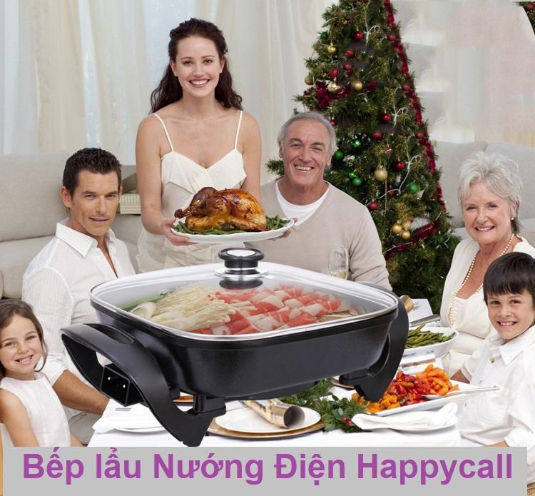 Bếp Điện , Chảo Điện Chống Dính, Chảo Lẩu Nướng Điện, Noi Lau Chao Chong Dinh 3 Lop Bếp lấu nướng điện Đa chức năng Tiết Kiệm Điện Không gây mùi, hạn chế dầu mỡ khi nấu nướng Bảo Hành 1 Đổi 1 Trong 12 Tháng