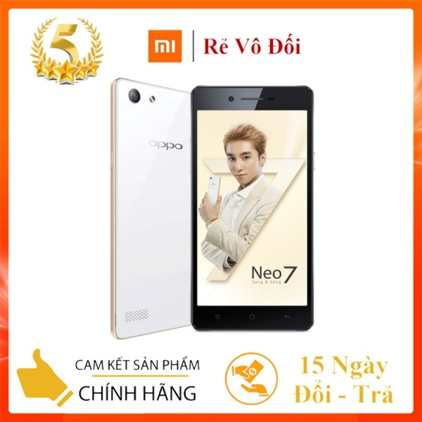 [Rẻ Vô Đối 2020] Điện Thoại Smartphone Oppo Neo 7 - A33 - Bảo Hành 1 Đổi 1
