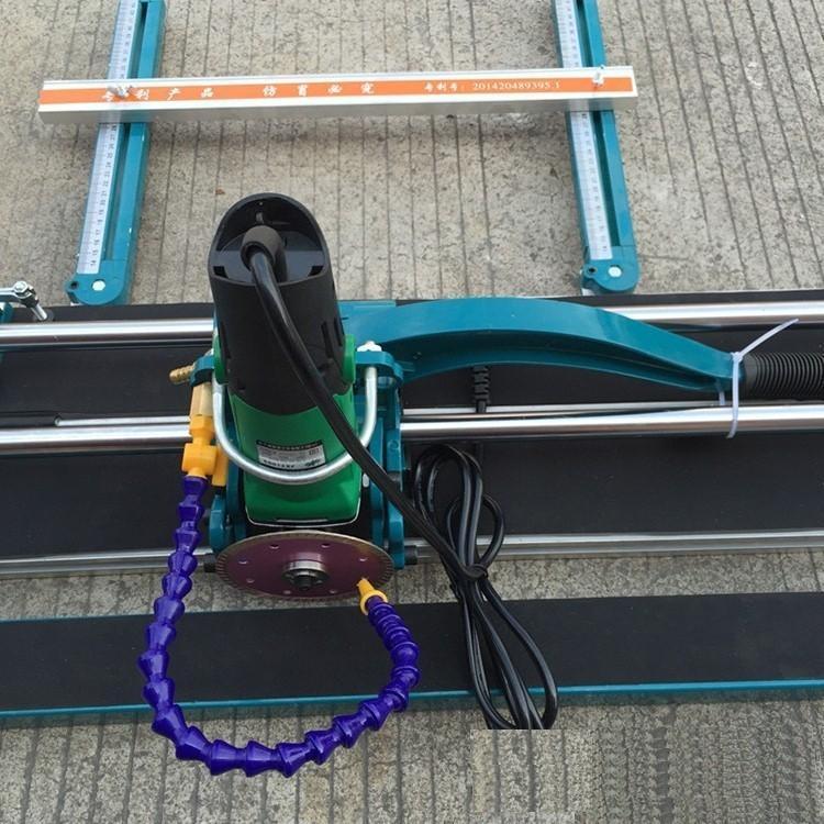 Máy Cắt Gạch Ốp Lát Topway  - (bệ máy 1000mm)