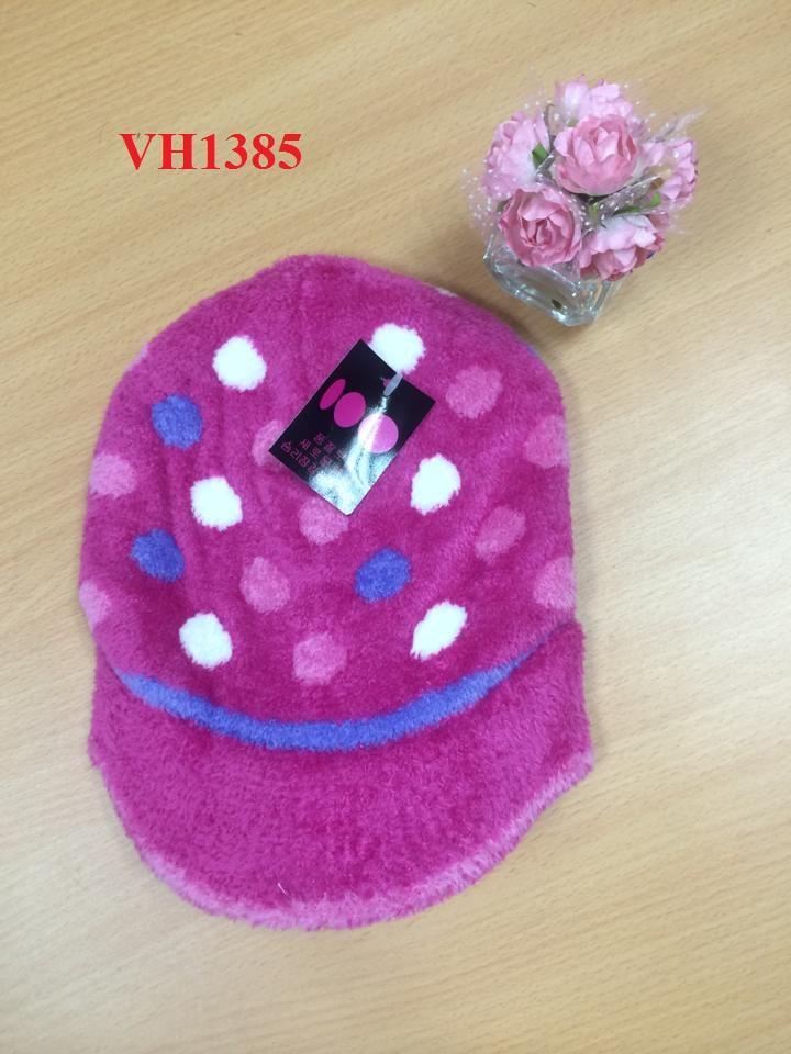 Giá bán Mũ len trẻ em từ 5-12 tuổi VH1385
