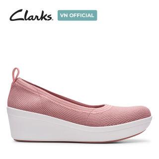 Giày Vải Nữ Clarks Step Rose Fern