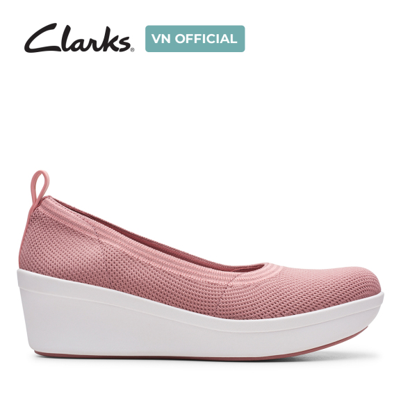 Giày Vải Nữ Clarks Step Rose Fern giá rẻ