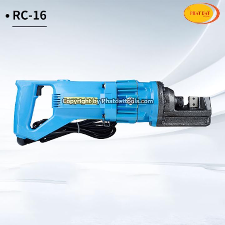 Máy cắt sắt  thủy lực  RC16