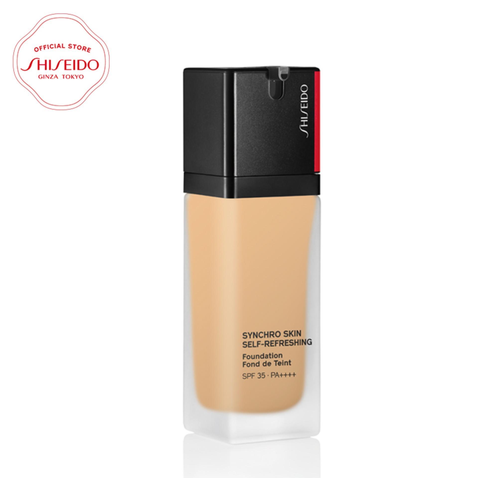 Phấn Nền Dạng Lỏng Shiseido Synchro Skin Self-Refreshing Foundation Khuyến Mãi Sốc