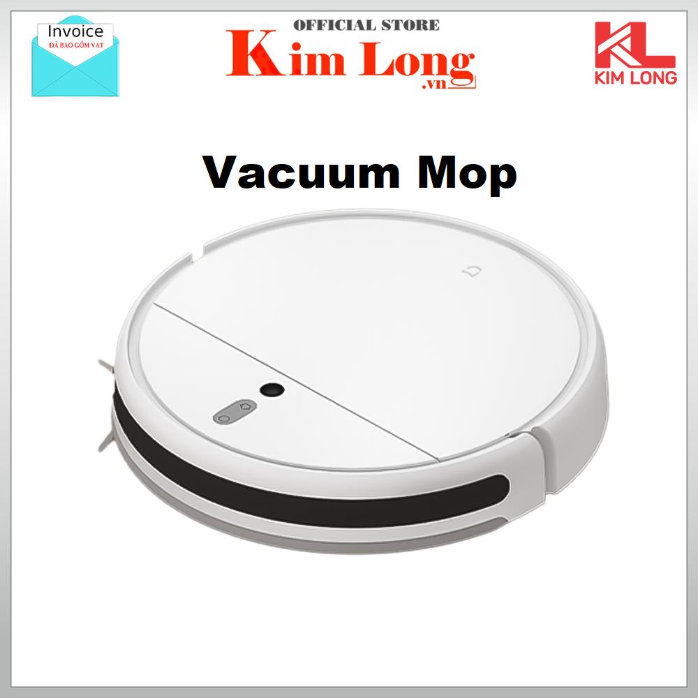Robot Máy hút bụi lau nhà Xiaomi Mi Robot Vacuum Mop ( Mijia 1C ) SKV4093GL bản quốc tế - Bảo hành 12 tháng