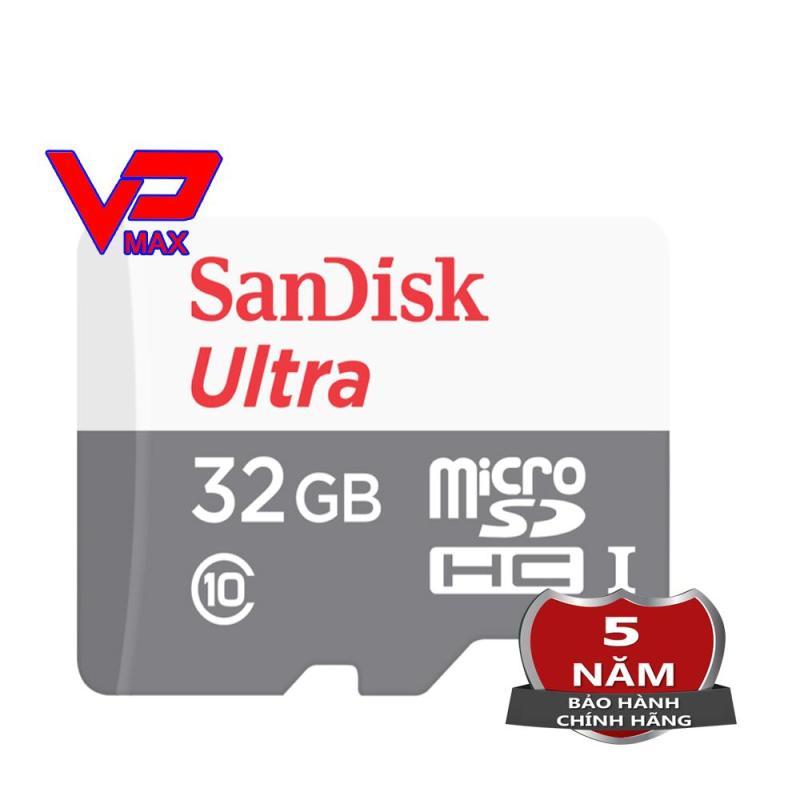 Thẻ nhớ Sandisk 32gb -16Gb bảo hành 5 năm