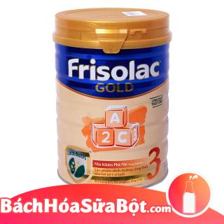 Sữa bột Frisolac Gold 3 1500g (Dành cho trẻ từ 1 - 2 tuổi) thumbnail
