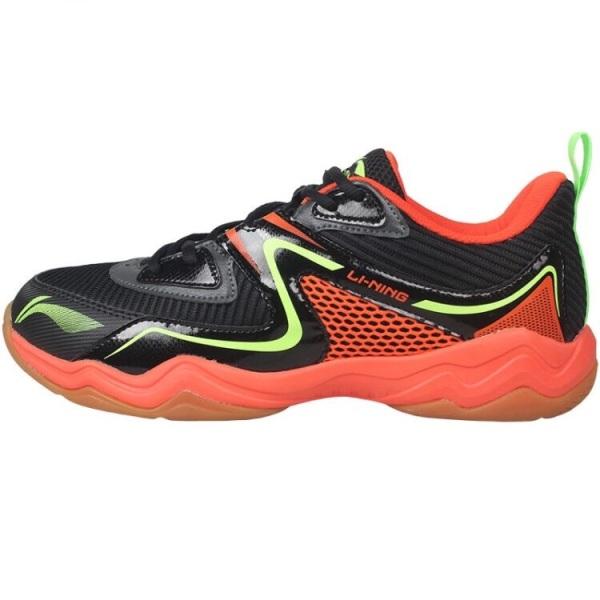 Giày cầu lông nam cao cấp LI-NING AYTQ017-2 giày đế kếp chống trơn trượt chơi được sân bê tông-giày thể thao nam nữ-giày đánh bóng chuyền nam