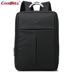 Ôn Tập Ba Lo Laptop Coolbell Cb 6106 Mau Đen Coolbell
