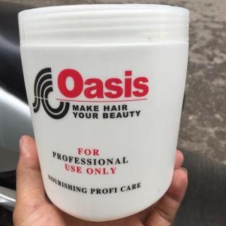 Kem ủ tóc Oasis siêu dưỡng mượt tóc 1000ml- 500ml thumbnail