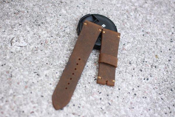 Dây da đồng hồ da bò thật, tặng kèm khóa, dây da đồng hồ đẹp, dây đồng hồ đẹp, dây đồng hồ nam bán chạy