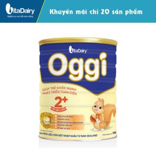 Sữa bột Oggi 2+ 900g thumbnail