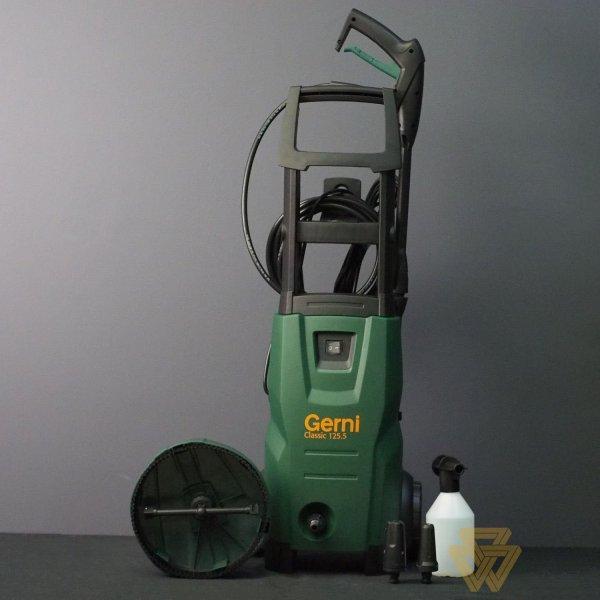 [Thu thập mã giảm thêm 30%] Máy Rửa Xe 1500W 1810PSI Gerni Classic 125.5PC