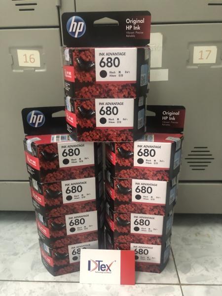 Giá Hộp mực in phun màu đen HP 680 Black Original Ink Advantage Cartridge (F6V27AA) dung lượng 400 trang độ phủ 5%