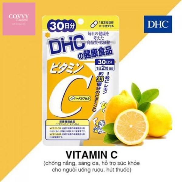 Viên Uống Dhc Bổ Sung Vitamin 30 Ngày (60 Viên/ Gói)