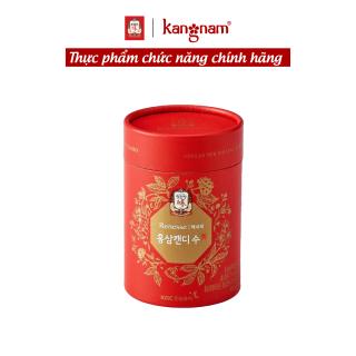 [HCM]Kẹo hồng sâm KGC Cheong Kwan Jang gói 120g - Tốt cho sức khoẻ giúp tinh thần sảng khoái tăng đề kháng (20 viên hộp) thumbnail