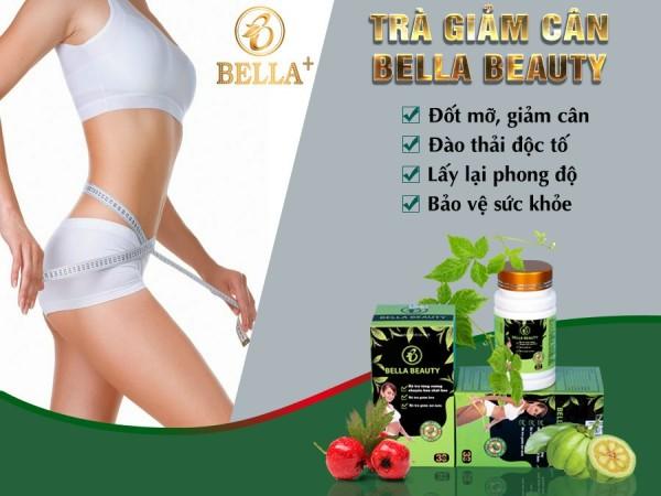 Trà giảm cân Bella nhập khẩu