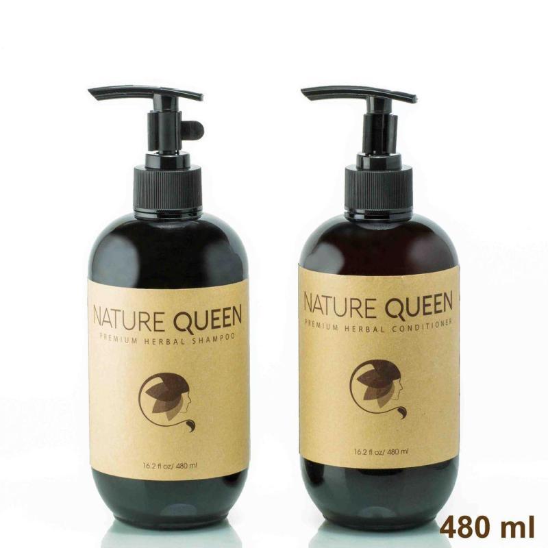 Combo Dầu Gội Và Dầu Xả Collagen Gạo Lứt The Nature Book 300ml giúp ngăn rụng tóc nhập khẩu