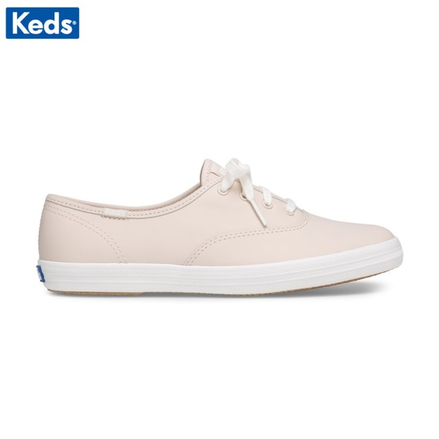Giày Keds Nữ - Champion Leather Blush - KD061072 giá rẻ