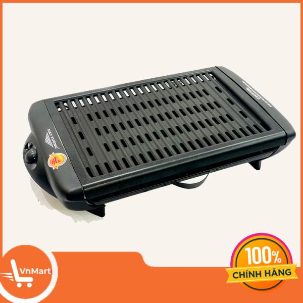 Vỉ nướng điện bếp nướng điện đa năng chống dính Đạt Tường, chức năng tự ngắt khi quá nhiệt an toàn khi sử dụng với chế độ tự ngắt khi quá nhiệt
