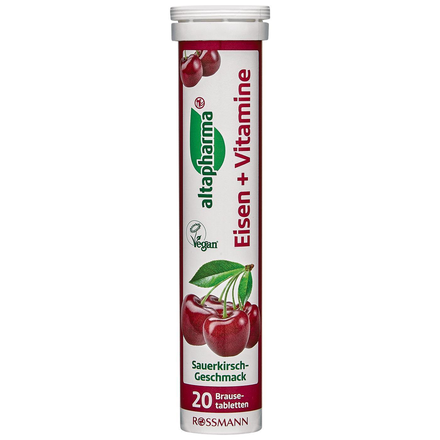 Viên Sủi  Eisen + Vitamine