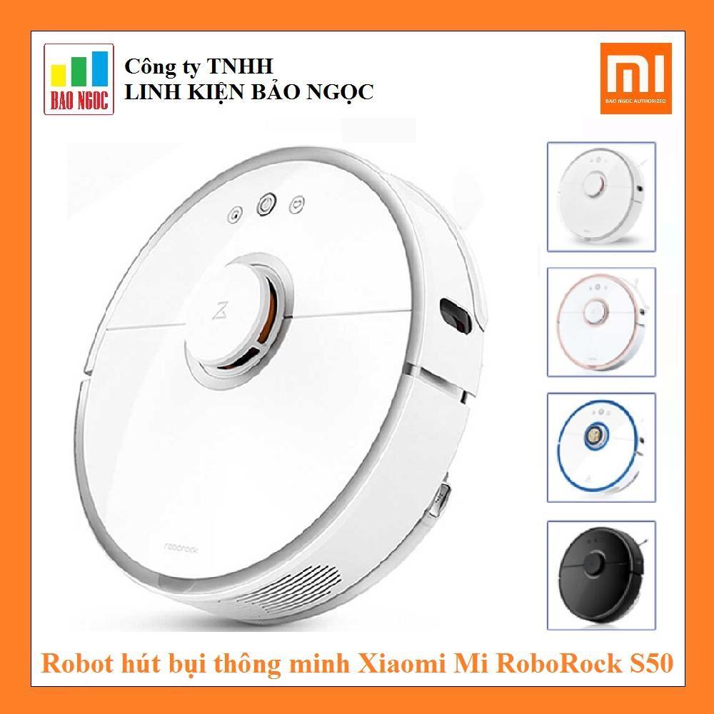 Robot Hút Bụi Lau Nhà Xiaomi MiJia Roborock Robot Vacuum 2 2017